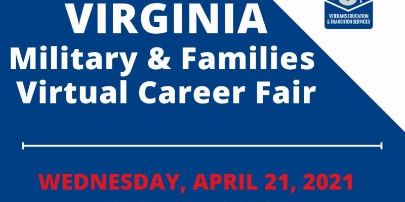 Virginia Military & Families Career Fair