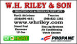 W.H.Riley & Son Inc